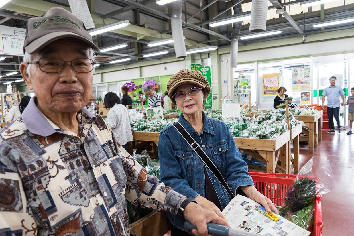 可児祥央さん(83歳)ご夫婦