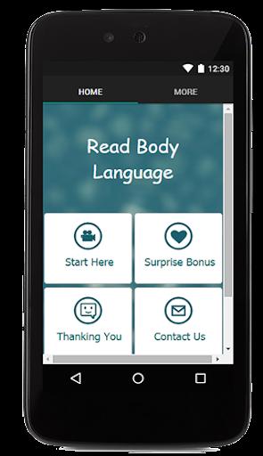 Read Body Language Guide