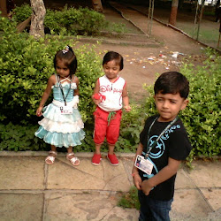 2012-07-21 Pre-Primary_visit_to_Jubilee Garden