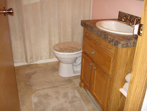 Photo: Guest bath room..just across from bedrooms 2 & 3.