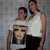 WWW.ENTSIMAGES.COM -  Irina Shayk    at      Eleven Paris - store launch party Boy George, DJs as cult French fashion label hosts party to celebrate the opening of its debut London store, in the year of its 10th anniversary at Eleven Paris, 46 Carnaby Street, London, April 25th 2013                                                    Photo Mobis Photos/OIC 0203 174 1069