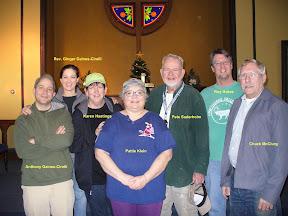 Our St. Matthew's team