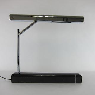 "Holly Hunt ""Onyx"" Desk Lamp"