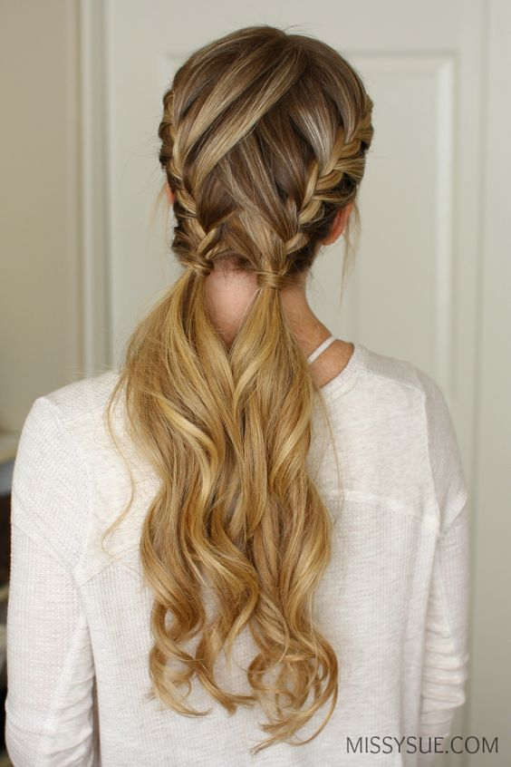 Braid Hairstyles A selection of your hairstyle To suit you 2017 5