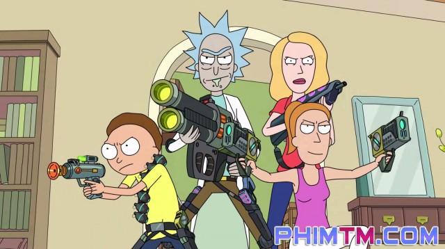 Xem Phim Rick Và Morty 2 - Rick & Morty: Season 2 - phimtm.com - Ảnh 1