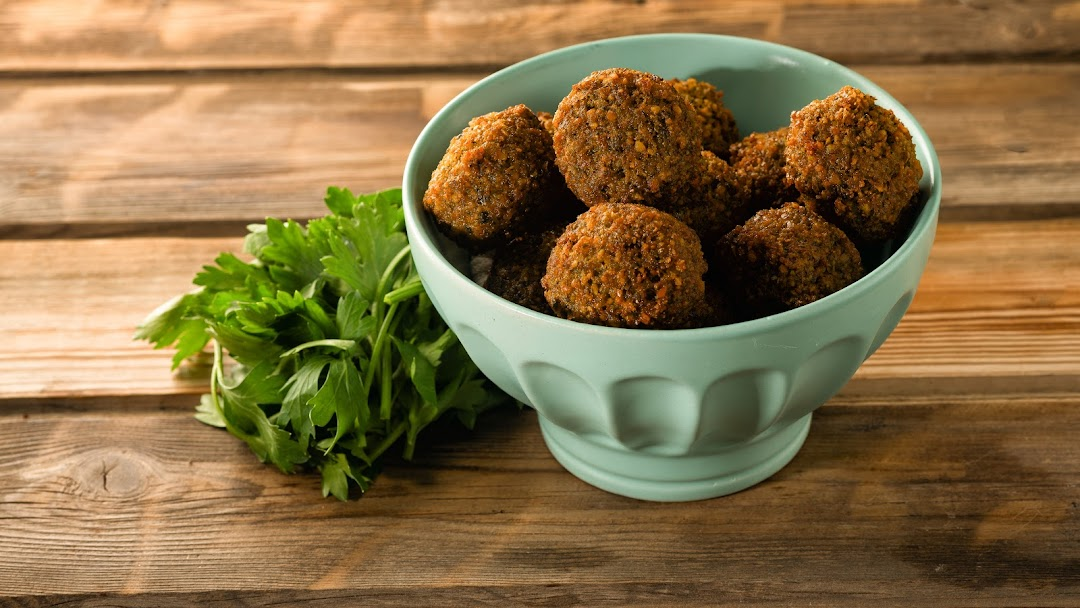 Restauracja Wegańska Vish Hummus Kuchnia Izraelska Zdrowa