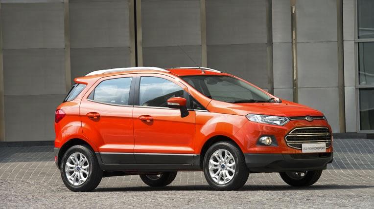 Ban xe Ford EcoSport Gia uu dai ho tro vay ngan hang