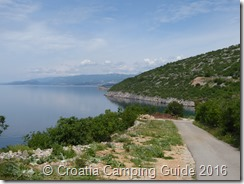 Croatia Camping Guide - Camp Bunica Access