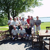Golf weekend 2007 Harre Vig Golfklub