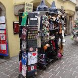 souvenir shop in Innsbruck, Tirol, Austria