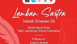 Hari Puisi Indonesia Malam Nanti, Ini Pembaca Puisi