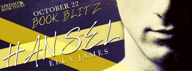 Book Blitz: Hansel by Ella James