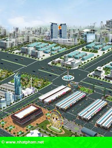 Hình 1: Tấc Đất Tấc Vàng đầu tư vào khu đô thị IJC@VSIP