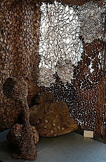 Tessellations and Cardboard - Art in the Berkshires