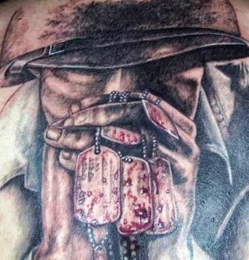 30 best military tattoos designs and ideas 2018 page 3 for Scottish military tattoo 2018