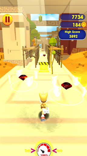 Super subway rush sonic 1.2 {cheat|hack|gameplay|apk mod|resources generator} 5