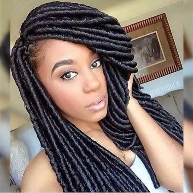 African Braids and Natural Hair 2018