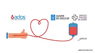 DONACIÓN sangre unidad móvil
