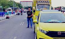 Driver Muda Bagi-Bagi Takjil, Rahmat Sampaikan Kegiatannya Akan Rutin Dilaksanakan Tiap Tahun
