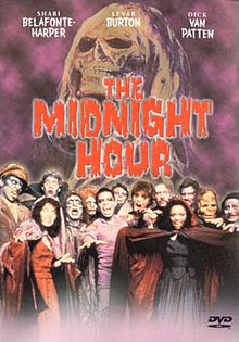 The Midnight Hour DVD cover