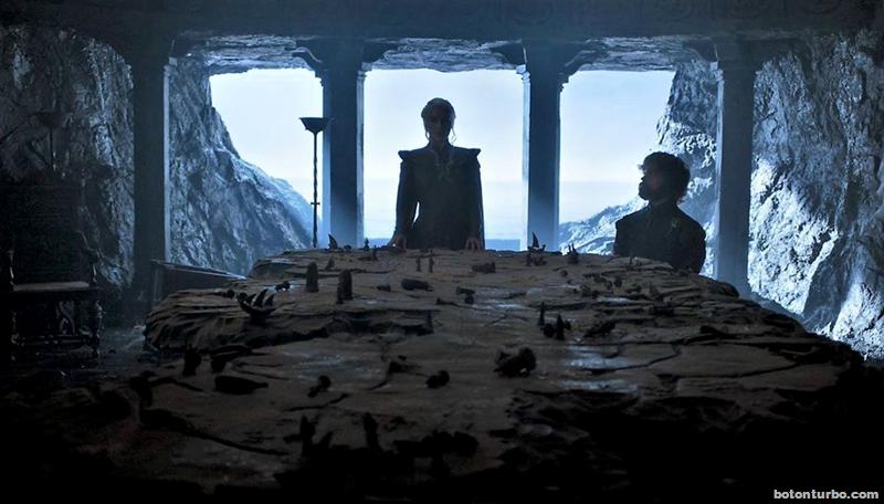 """Game of Thrones 7x01: """"Rocadragón"""" [Análisis]"""