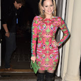 OIC - ENTSIMAGES.COM - Kimberly Wyatt at the  WeKoKo.com Launch Party at the Sketch Club in London 13th April 2016Photo Mobis Photos/OIC 0203 174 1069