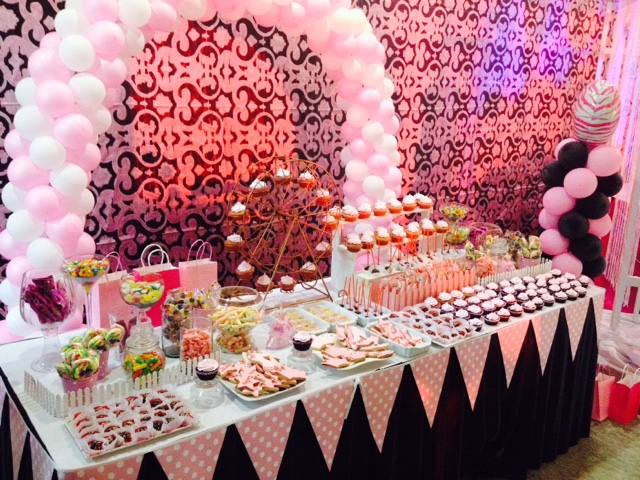 Dessert Table July 18 2015 Jnyj J Nee J Cakes