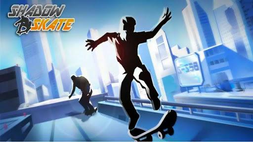 Shadow Skate Imagem do Jogo