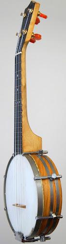 pre war oscar schmidt banjo ukulele stella