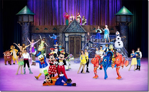 Fechas Disney On Ice en Cordoba Argentina 2017 2018 2019