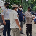 Cegah Sebaran Covid-19, Warga di 8 Pulau Dapat 1.500 Masker Dari Polres Kepulauan Seribu