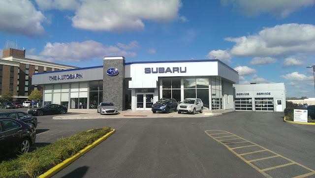 The Autobarn Subaru of Countryside