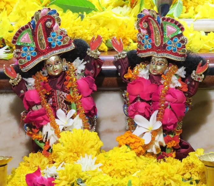 ISKCON Vallabh vidhyanagar Deity Darshan 07 jan 2017 (6)