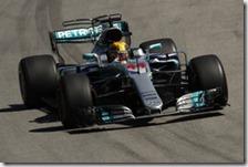Lewis Hamilton ha conquistato la pole del gran premio del Canada 2017