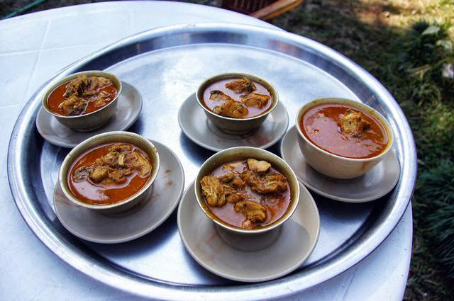 達人帶路-環遊世界-尼泊爾PoonHill健行-雞肉咖哩