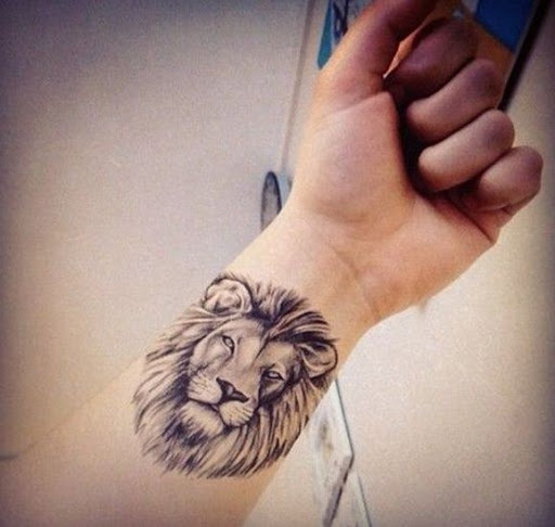 91c6d31d4 You will get extremely motivated by such wrist tattoo design in gym. Trust  Me.