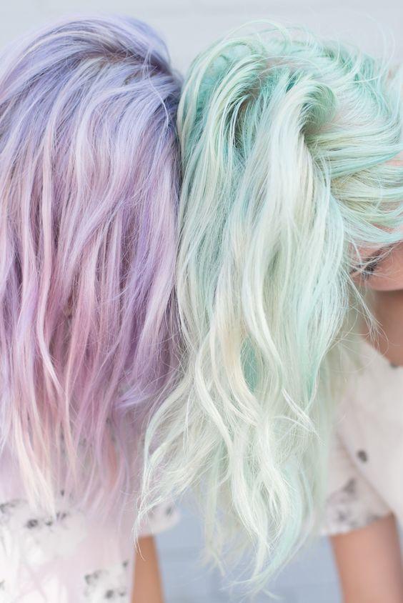 Colour-Hairstyles Creative Ideas On Class World 2017 17