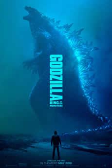 capa Godzilla II: Rei dos Monstros