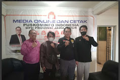 Ketua DPD Jatim Puskominfo Minta Kapolres Mojokerto Segera Usut Kasus Penganiayaan Terhadap Jurnalis Kabiro Lintas Berita Indonesia (LBI)