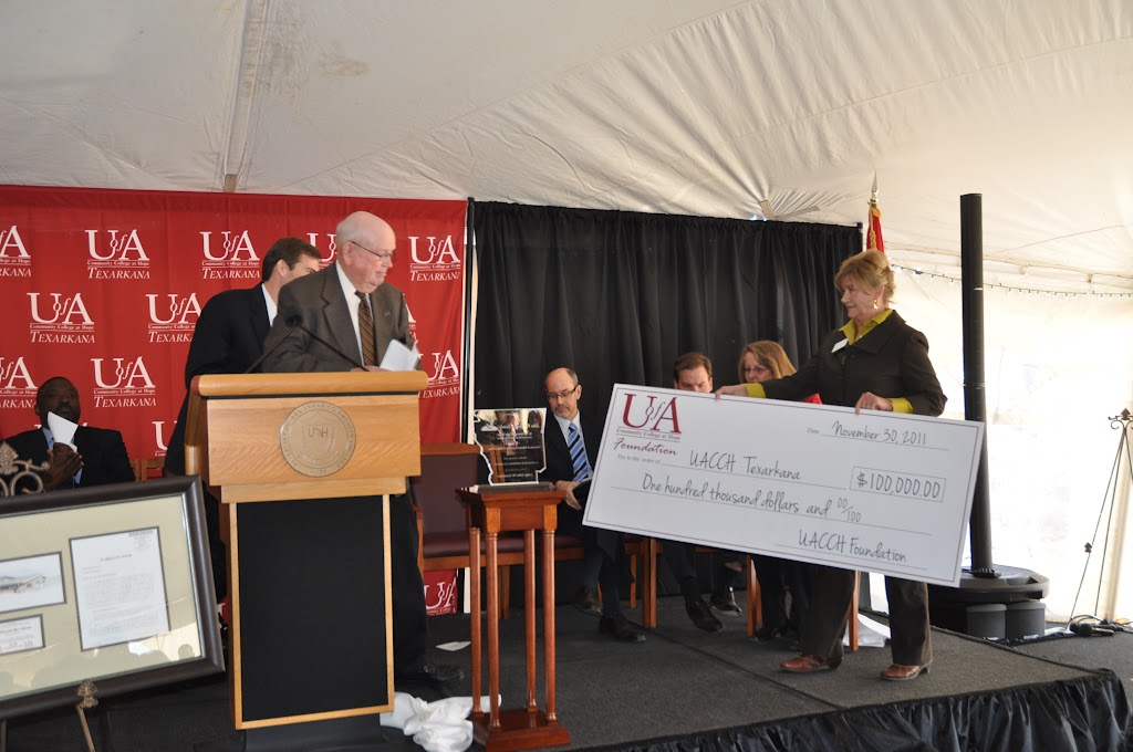 UACCH-Texarkana Creation Ceremony & Steel Signing - DSC_0222.JPG