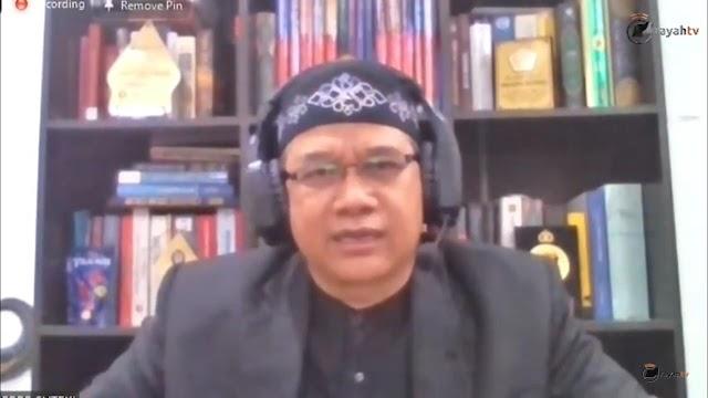 Prof. Suteki: 212 Menyelamatkan Negara dari 'Street Justice'