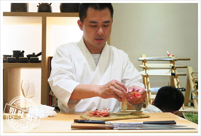 織すし 壽司店-高雄NO.1的江戶前壽司