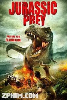 Khủng Long Săn Mồi - Jurassic Prey (2015) Poster