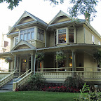 Vancouver - Villa im Victorianischen Stil