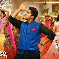 Son Of Satyamurthy Ugadi Wishes Wallpaper