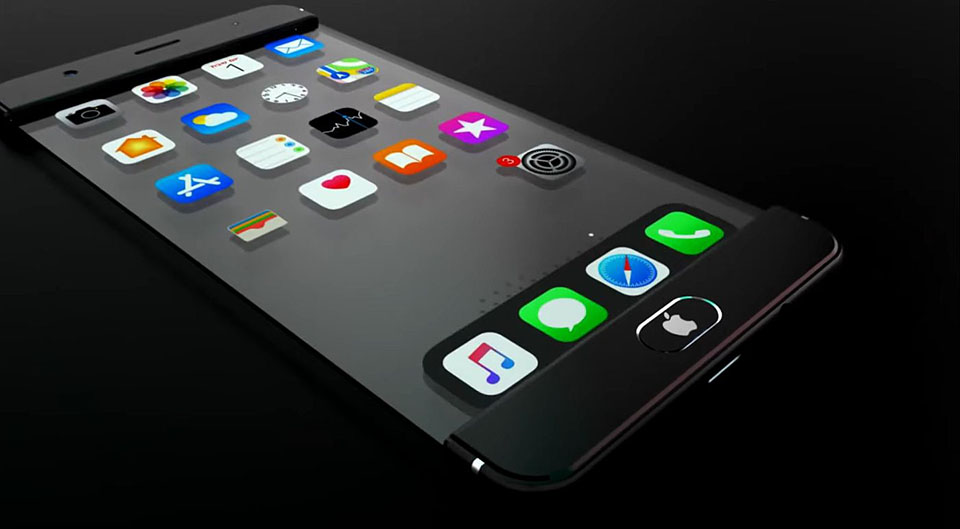Bất ngờ trước ý tưởng màn hình iPhone 11 trong suốt