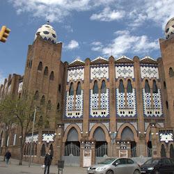 Barcelona, Park Guell, Spanien