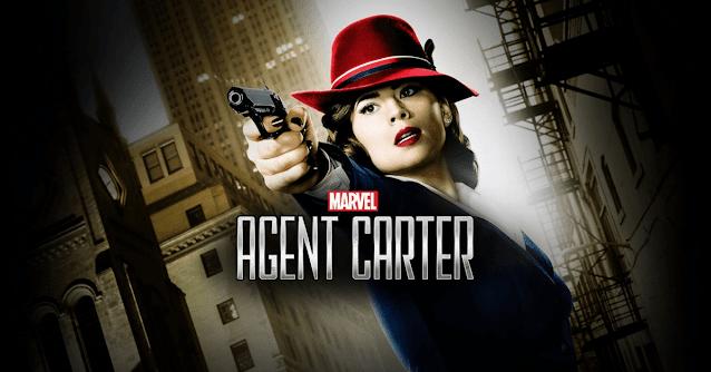 Todos os episódios de Agent Carter online grátis dublado e legendado