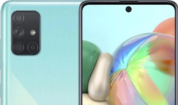 Samsung Galaxy A71 Fitur