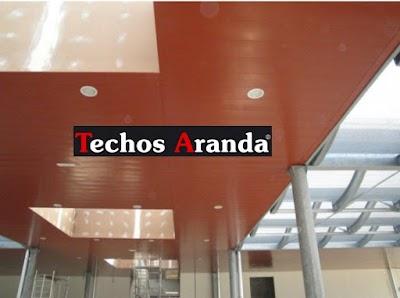 Techos aluminio Segovia